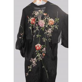 Kimono Seda Vintage