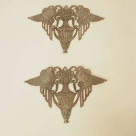 Figuras pareja de metal Alemania