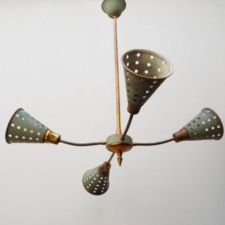 Lámpara Vintage años 50