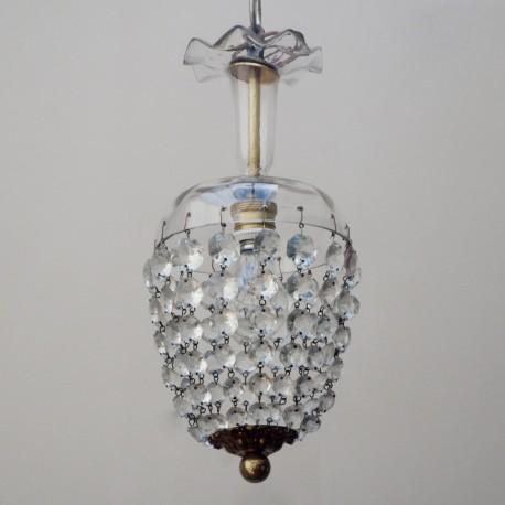 Lámpara Cristal Francia