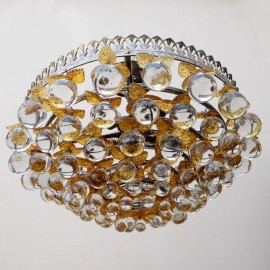 Lámpara Cristal Ámbar