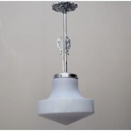 Lámpara Decó Cristal