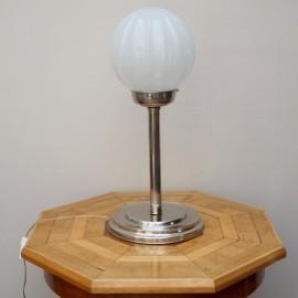 Lámpara Art Déco Belga