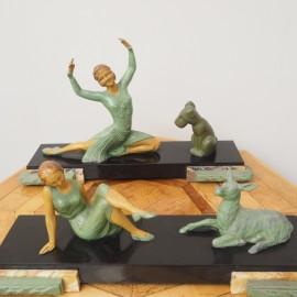 Esculturas Art Déco