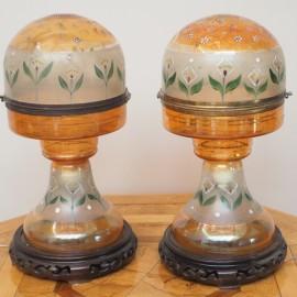 Lámparas Art Nouveau FLORAL