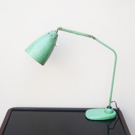 Lámpara Vintage años 60 mesa