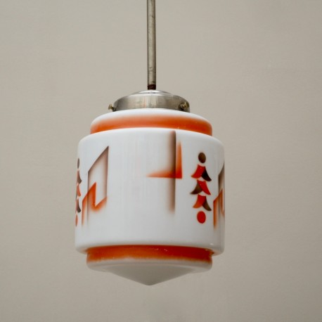 Lámpara Decó techo