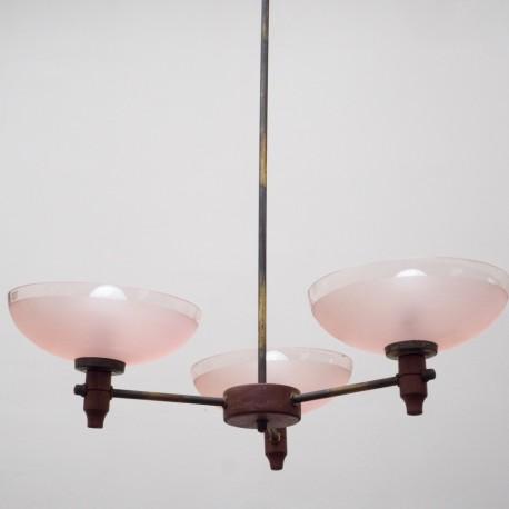 Lámpara Techo años 40