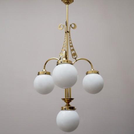 Lámpara Decó años 20