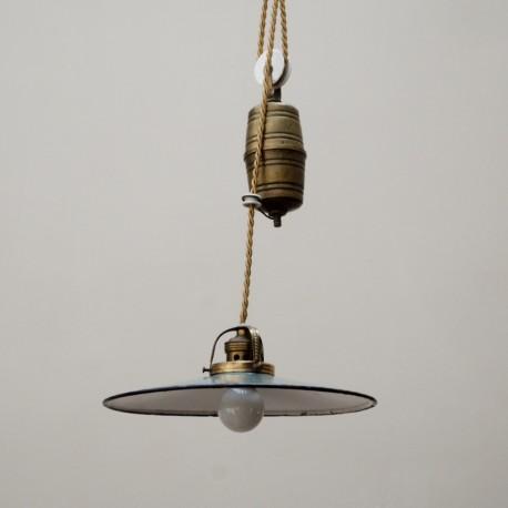 Lámpara Suspensión años 70