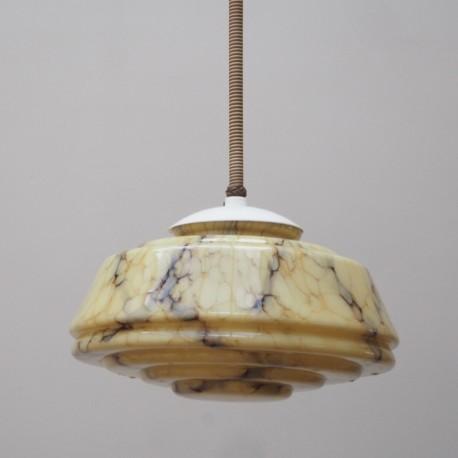 Lámpara Vintage Cristal