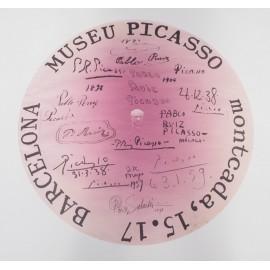 Cartel P. PICASSO 1980
