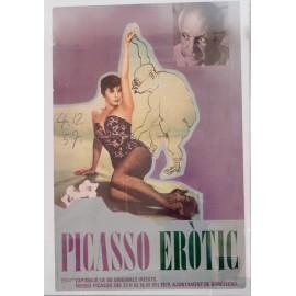 Cartel P.PICASSO 1979