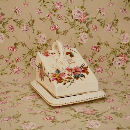 Quesera Vintage Porcelana