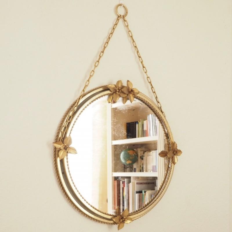 Comprar espejo francia sxix precio 181 82 sin iva - Espejo veneciano antiguo ...