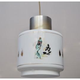 Lámpara Porcelana Vintage