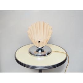 Lámpara Art Déco Concha Mesa